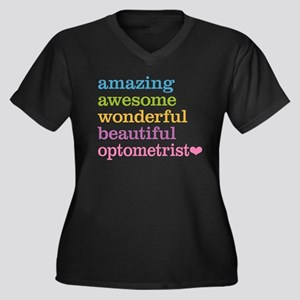 Awesome Optometrist Plus Size T-Shirt