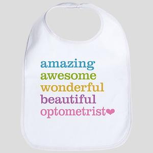 Awesome Optometrist Bib
