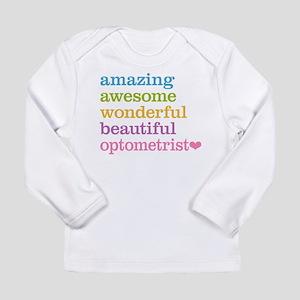 Awesome Optometrist Long Sleeve T-Shirt