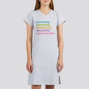 Awesome Optometrist Women's Nightshirt