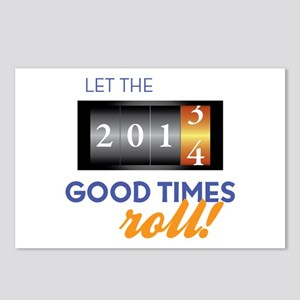 Good Times Postcards (Package of 8)