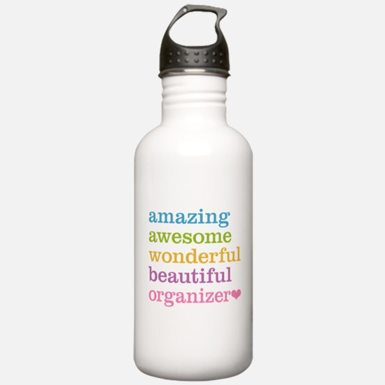 Awesome Organizer Water Bottle