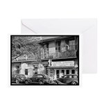 1940 ~ Asher Laundry Greeting Cards (Pk of 10)
