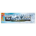 North Cascades Sticker (Bumper 50 pk)