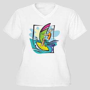surf1 Plus Size T-Shirt