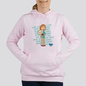 Family Guy Lois Lois Loi Women's Hooded Sweatshirt