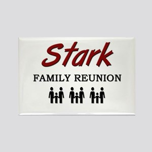 Stark Family Reunion Rectangle Magnet