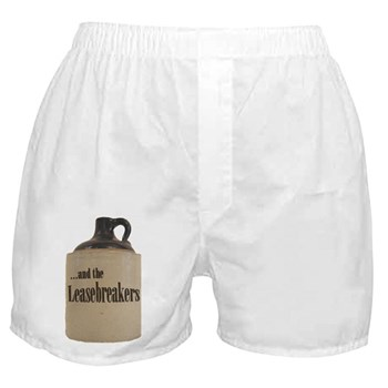 Leasebreakers Boxer Shorts