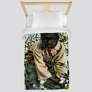 Cotton Picker Twin Duvet