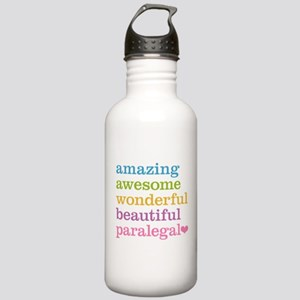 Awesome Paralegal Stainless Water Bottle 1.0L