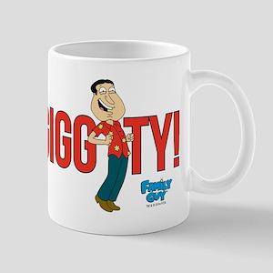 Family Guy Giggity 11 oz Ceramic Mug