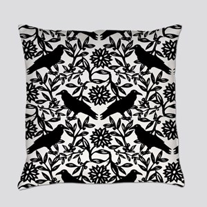 Raven Pattern Master Pillow
