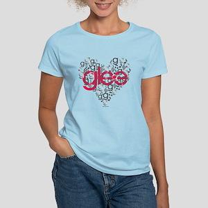 Glee Heart Women's Light T-Shirt