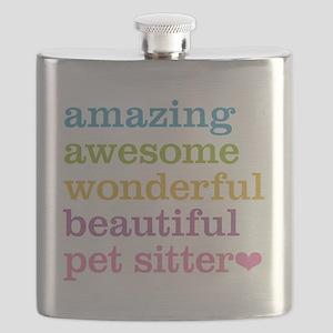 Pet Sitter Flask