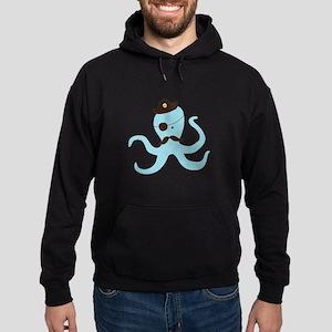 Octopus Pirate Hoodie