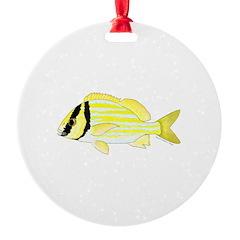 Porkfish Ornament