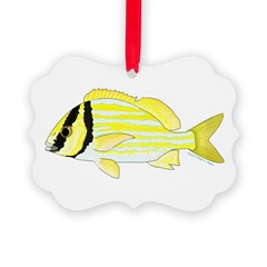 Porkfish Ornament