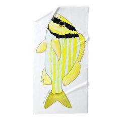 Porkfish Beach Towel