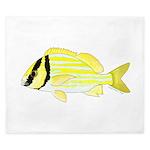 Porkfish King Duvet