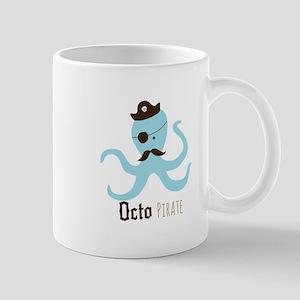 Octo Pirate Mugs