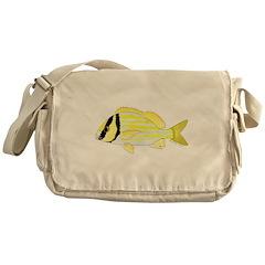Porkfish Messenger Bag