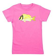 Porkfish Girl's Tee