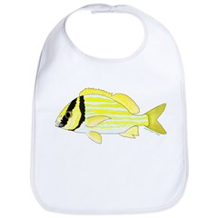 Porkfish Bib
