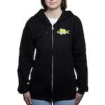 Porkfish Women's Zip Hoodie
