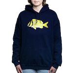 Porkfish Women's Hooded Sweatshirt
