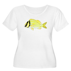 Porkfish Plus Size T-Shirt
