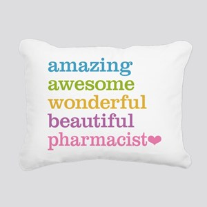 Pharmacist Rectangular Canvas Pillow