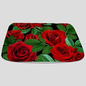 Red Roses Bathmat