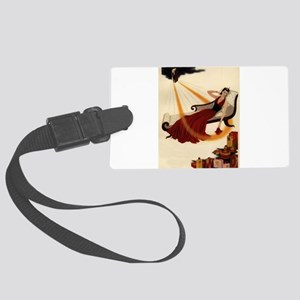 D2-1010 Large Luggage Tag