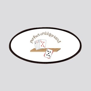 Perfect Cribbage Hand Patches