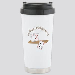 Perfect Cribbage Hand Travel Mug