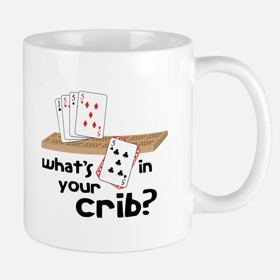 Whats in Your Crib? Mugs