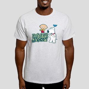 Family Guy Pick Up My Poop Light T-Shirt