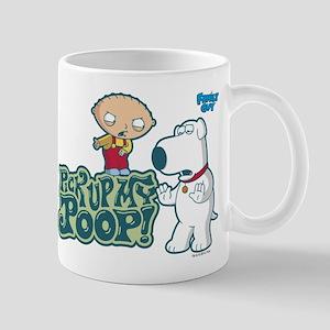 Family Guy Pick Up My Poop Mug
