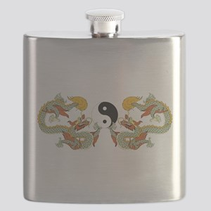 10xyingyangdragons Flask