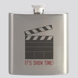 Show Time Flask