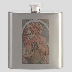 FLOWER_1897 Flask