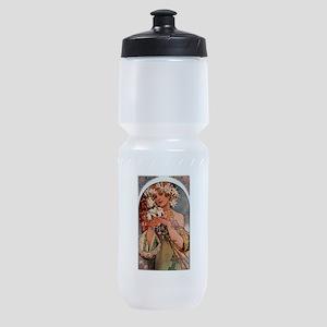 FLOWER_1897 Sports Bottle
