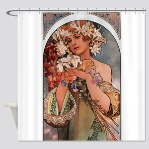 FLOWER_1897 Shower Curtain