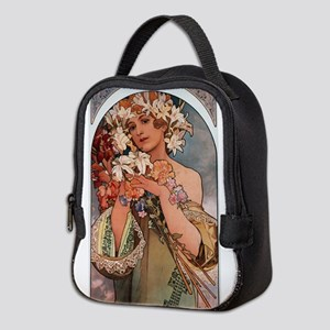 FLOWER_1897 Neoprene Lunch Bag