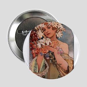 """FLOWER_1897 2.25"""" Button"""