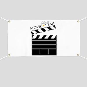 Future Movie Star Banner