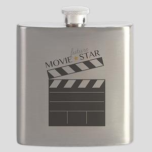 Future Movie Star Flask
