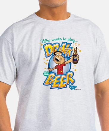 Family Guy Drink the Beer T-Shirt