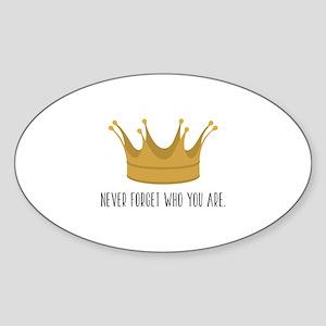 King Is King Sticker