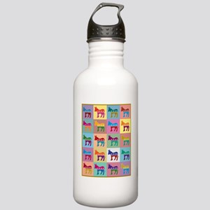 Pop Art Democrat Donke Stainless Water Bottle 1.0L